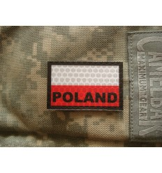 Combat-ID - Naszywka Polska Gen I C1 - Kolor