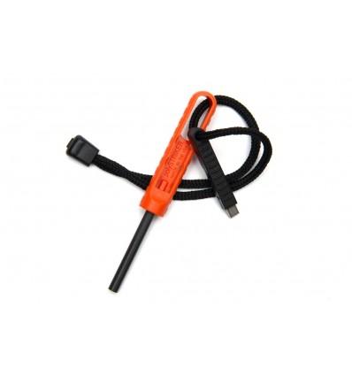 Exotac - Krzesiwo polySTRIKER Orange/Black 1600-ORG