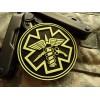 101 Inc. - Naszywka Paramedic - 3D PVC - Kolor