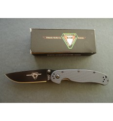 Ontario - Rat 2 Folding Knife Black - 8861BP - Nóż składany