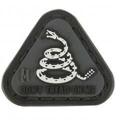 Maxpedition - Naszywka micro - Don't Tread on Me Micropatch - MCDTS - SWAT