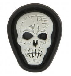 Maxpedition - Naszywka micro - Hi Relief Skull Micropatch - MCHSS - SWAT