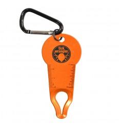 Ultimate Survival UST - Przyrząd do usuwania kleszczy - Tick Wrangler Orange