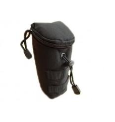 101 Inc. - Ładownica na butelkę - Water Bottle Pouch Small - Czarny