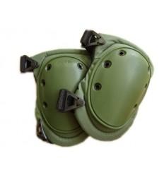 ALTA - Ochraniacze Kolan Flex - Zielony OD - 50413-09
