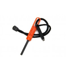 Exotac - Krzesiwo polySTRIKER XL Orange/Black - 1620-ORG