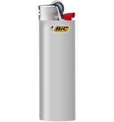 BIC - Zapalniczka gazowa / krzesiwowa J26 - Jasny szary