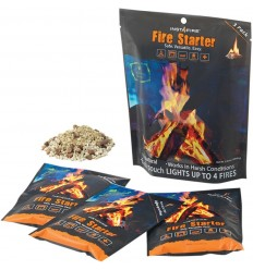 Insta Fire - Rozpałka naturalna 3 saszetki w 1 - Fire Starter 3 Pack