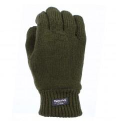 Fostex - Rękawice zimowe - Thinsulate 40g - Zielony OD