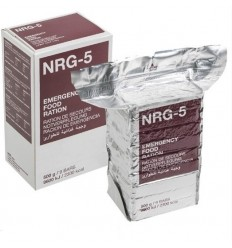 MSI - Racja żywnościowa NRG-5 Emergency Food Ration - przyd. do 26/03/2037 r.