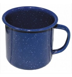 Mil-Tec - Kubek emaliowany traperski - Cup Enamelled- 350ml