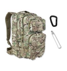 Mil-Tec - Plecak Large Assault Pack - Laser Cut - 36 litrów - Multicam / Multitarn