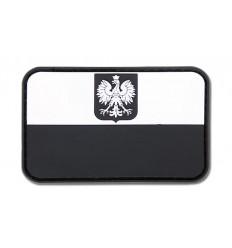 JTG - Naszywka Flaga Polska z Godłem 3D - SWAT