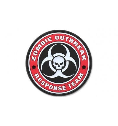 JTG - Naszywka Zombie Outbreak Response Team - Kolor