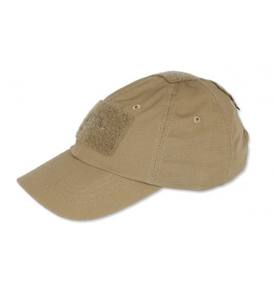 Helikon - Czapka Tactical Cap - Coyote Brown - CZ-BBC-PR-11