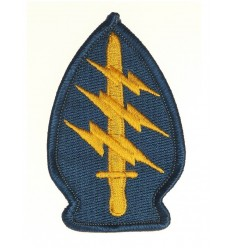 Patch - Naszywka US Army Special Forces - Full Color