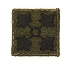 101 Inc. - Naszywka 4TH Infantry IVY Division - Zielony OD