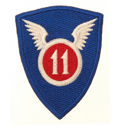Patch - Naszywka 11th US Airborne Division - Full Color