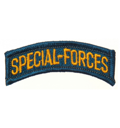 Patch - Naszywka SPECIAL FORCES - Full Color