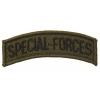 Naszywka - SPECIAL FORCES - Gaszony Olive