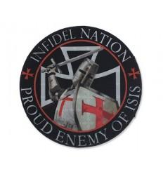 Combat-ID - Naszywka Infidel Nation - Gen I R