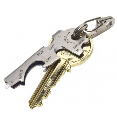 True Utility - Multitool KeyTool - Key Ring Accessory - TU247