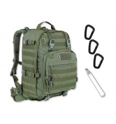 WISPORT - Plecak Whistler II - 35L - Oliwka Zielona
