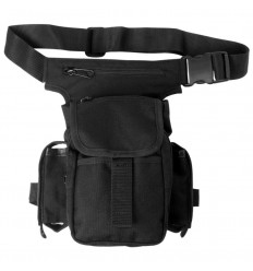 Mil-Tec - Torba Udowa Multi pack - Czarny - 13526002
