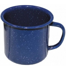 Mil-Tec - Kubek emaliowany traperski - Cup Enamelled- 680ml