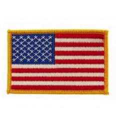 101 Inc. - Naszywka US Flag - Kolor