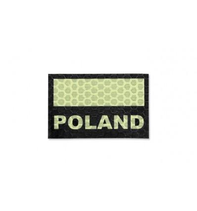 Combat-ID - Naszywka Polska Gen I C4 - Piaskowy