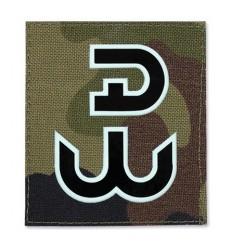 Combat-ID - Naszywka Polska Walcząca - Pantera Leśna - Gen III IR