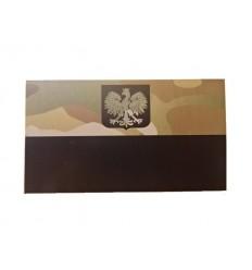 Combat-ID - Naszywka Polska Herb - MCX MultiCam - NIR