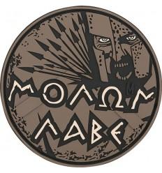 Maxpedition - Naszywka Molon Labe - Arid