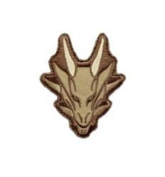 MIL-SPEC MONKEY - Naszywka Dragonhead - Arid
