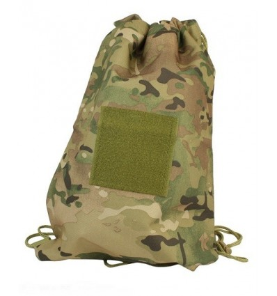 101 Inc. - Plecak / Worek Tactical Backpack Drawstring - MultiCam