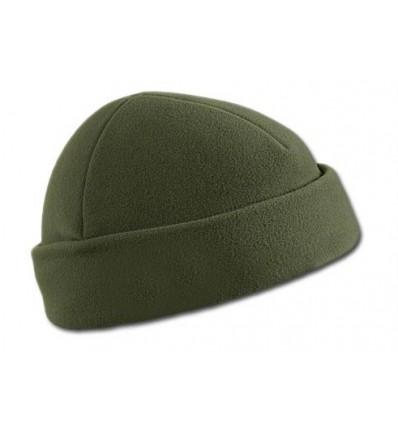 Helikon - Czapka Watch Cap - Zielony OD - CZ-DOK-FL-02
