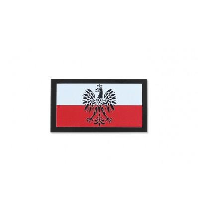 KAMPFHUND - Naszywka Polska Herb - Mała - Kolor - Gen II IR