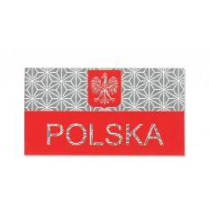 KAMPFHUND - Naszywka Polska - Kolor - STAR