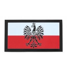 KAMPFHUND - Naszywka Polska Godło - Duża - Kolor - Gen II IR