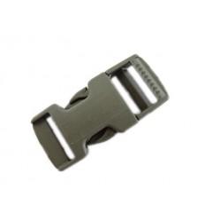 Duraflex - Klamra Side Squeeze 20mm - Olive