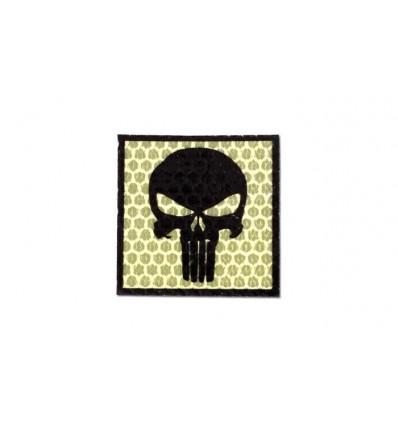 Combat-ID - Naszywka Punisher - Piaskowy - Gen I - H1