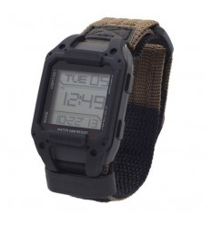 Humvee - Zegarek Recon Watch Black - HMV-W-RCN-B