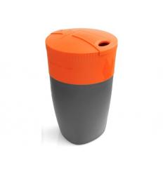 Light My Fire - Składany kubek Pack-up-Cup - 260ml - Pomarańczowy