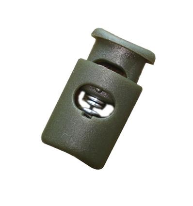 Stoper - Zielony OD - 25 x 14,5 x 10 mm