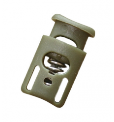Stoper - Zielony OD - 25 x 14,5 x 10 mm  /nr133/