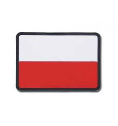 Helikon - Naszywka Flaga Polska - 3D PVC - Kolor