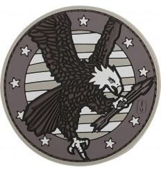 Maxpedition - Naszywka American Eagle - EAGLA - Arid