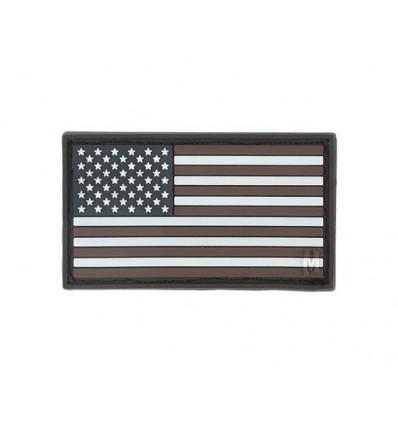 Maxpedition - Naszywka USA Flag Small - USA1Z - GLOW