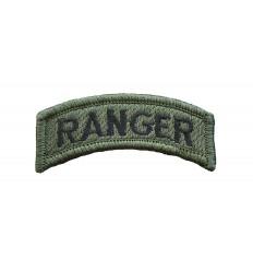 Patch - Naszywka Ranger - Gaszony Olive